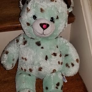 Build A Bear Baskin Robbins Mint Chocolate Chip Re